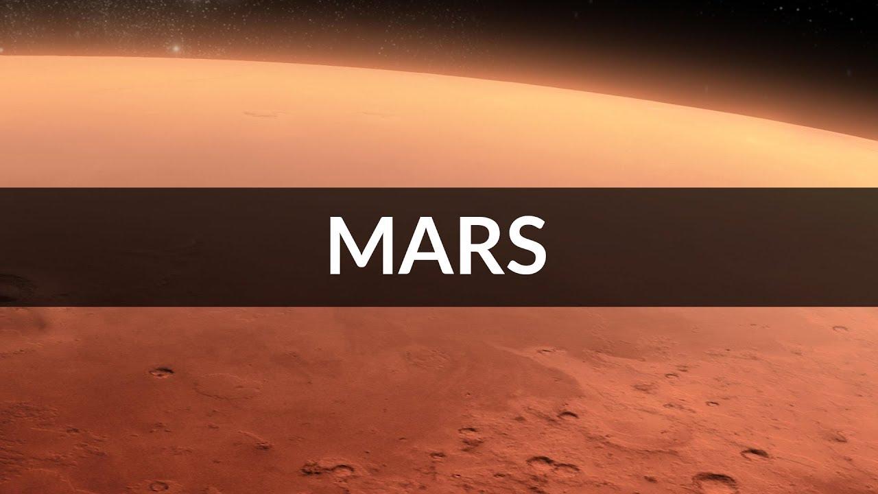Mars - Rummet og vores solsystem - Natur og teknologi på hovedet - NTPH