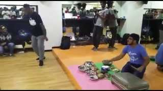 BROOKLYN TERRY   FREESTYLE   BHAVESH BAFNA RB   INDIAN CRAZY DRUMMER