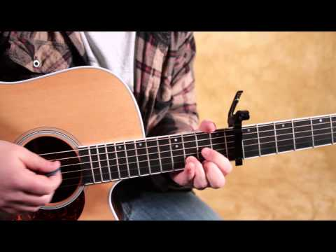 Canned Heat - Going up the Country - Easy Songs on Acoustic Guitar - Guitar Lessons how to play