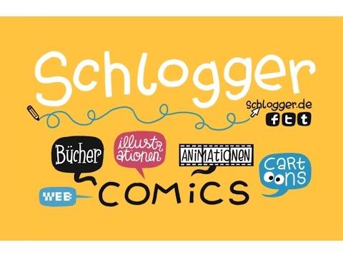 [EN] Hamburger Indie Treff #12: Schlogger - Experience as freelance artist