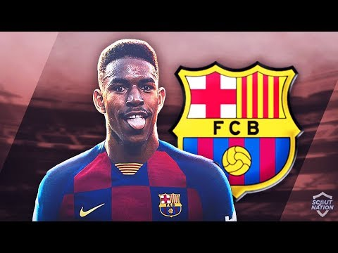 JUNIOR FIRPO - Welcome to Barcelona - Incredible Skills, Tackles, Goals & Assists - 2019 (HD)