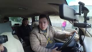 Тест драйв Mazda Tribute 2002