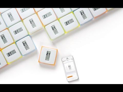 Thermostat Intelligent de Luminus