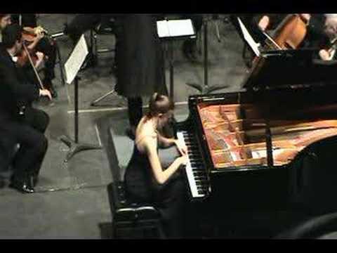 Beethoven Concerto Op. 58 III (Part 2). Vlada Vassilieva