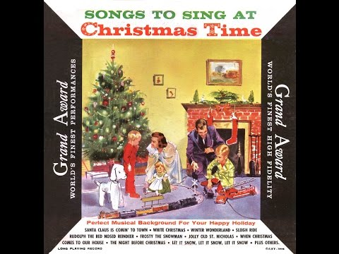 Christmas Comes To Our House 1957 FULL ALBUM Various ENOCH LIGHT, ARTIE MALVIN