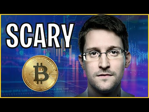 What Edward Snowden Just Said About Bitcoin And Why We Should All Pay Attention