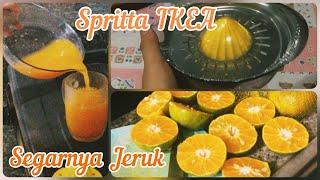 Review Spritta Ikea Manfaat Jeruk Vid Product Youtube