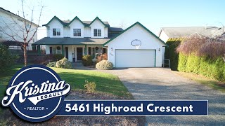 5461 Highroad Crescent in Promontory (Sardis/Chilliwack)