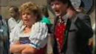 Lustige Musikanten in Prag - Marianne und Michael