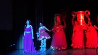 Hercules El Musical..No hablaré de mi amor (Denisse Flores)