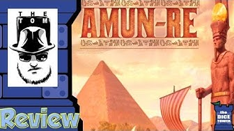 Amun-Re Review - with Tom Vasel