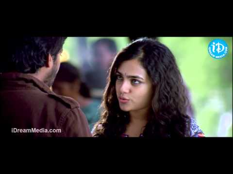 Nani, Nithya Menon Sentiment Scene - Ala Modalaindi Movie
