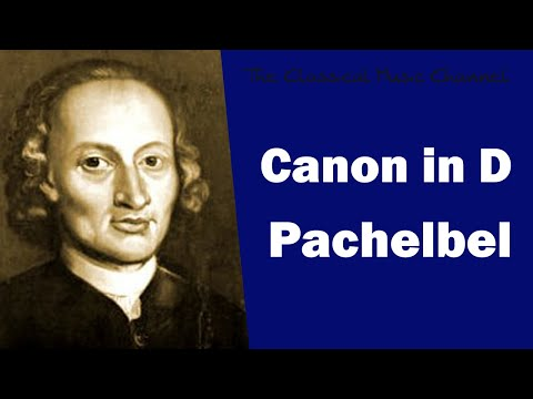 Pachelbel - Canon in D | Classical music for studying, reading & relaxing - Best version! Audio only mp3