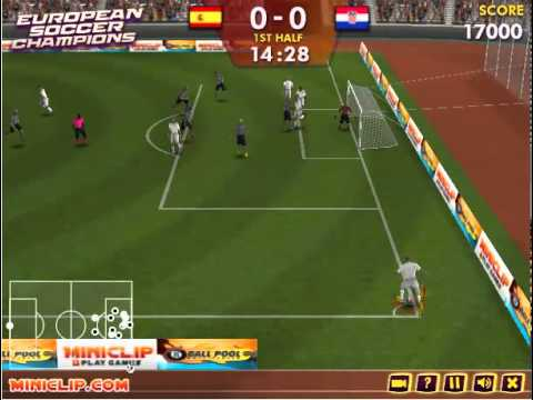 European Football Championship 2012 Games
