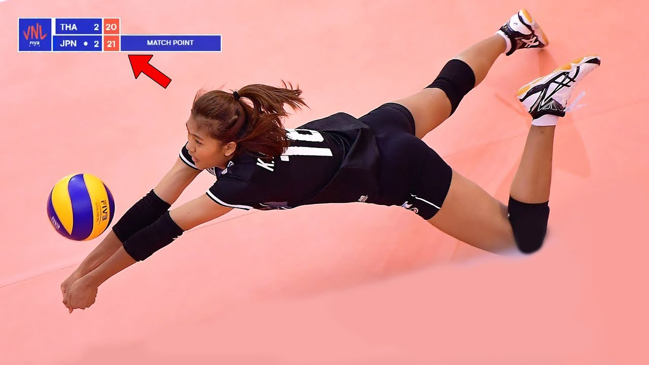 One of the Most Dramatic Match in Women's Volleyball History (HD)