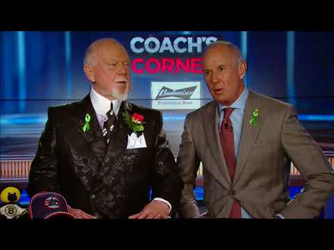 Coach's Corner - Bergeron the mould for a hockey player 05-05-2018