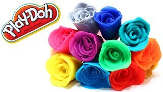 Rainbow Dozen Roses for Valentine