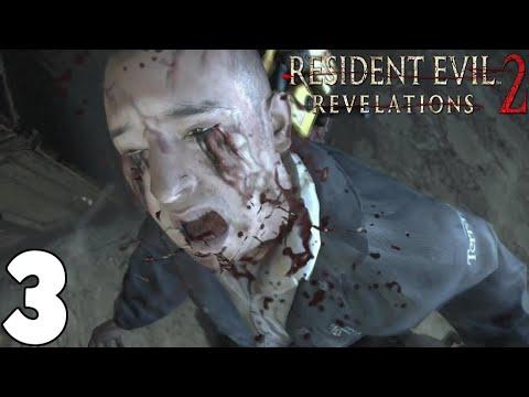 Resident Evil Revelations 2 - No Escape/S Rank | Co-Op (Episode 2-1)