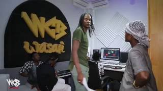 JAH PRAYZAH FT DIAMOND PLATNUMZ - WATORA MARI AUDIO SESSION