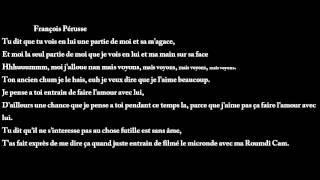 François Pérusse - Ton ancien chum [Lyrics] |Download MP3|