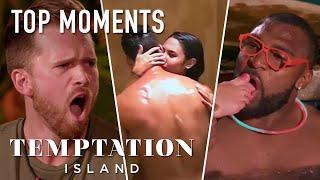 Most Shocking Bonfires From Seasons 1-3 | Temptation Island | USA Network