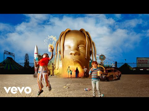Travis Scott - STOP TRYING TO BE GOD (Audio)