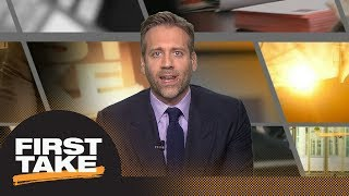 Max Kellerman: Celtics' success is hurting Kyrie Irving | First Take | ESPN