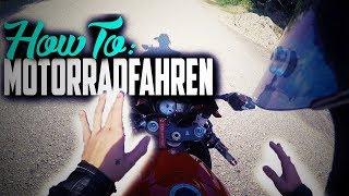 So fährt man MOTORRAD! [Tutorial] | Moji
