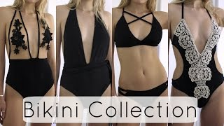 Affordable Try On Bikini Haul // Kallie Kaiser