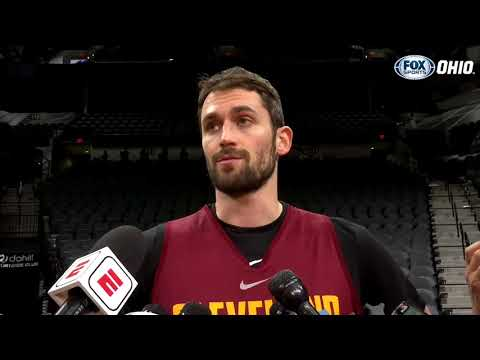Kevin Love, Ty Lue discuss Cavs team meeting