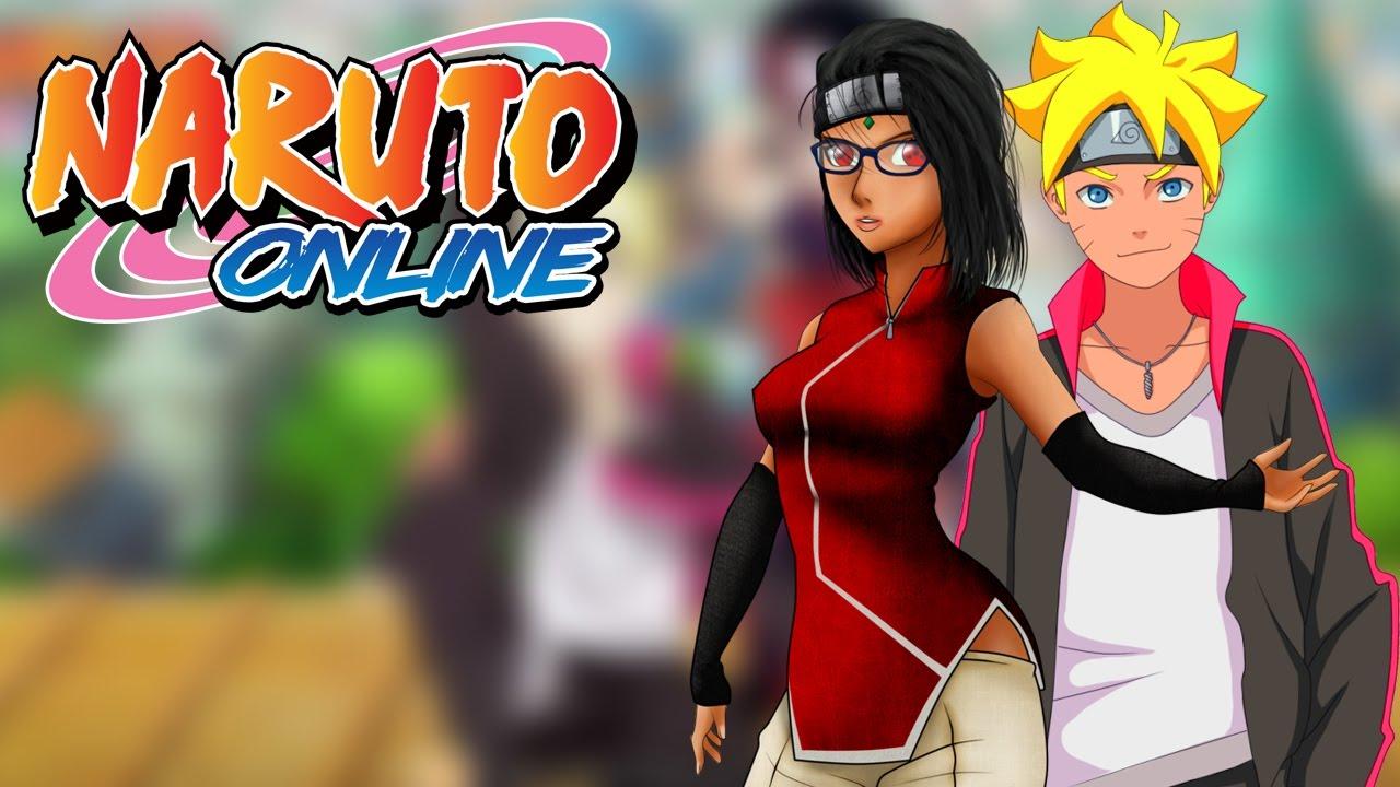 boruto online