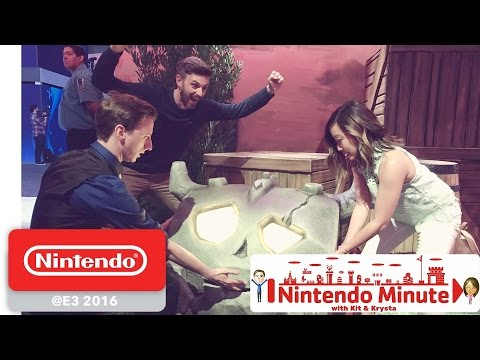 "The Legend of Zelda: Breath of the Wild Nintendo Minute & ""ProJared"""