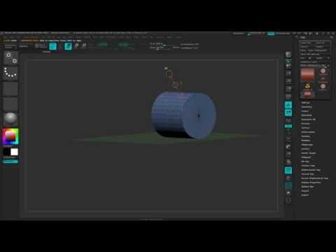 zbrush transpose tools