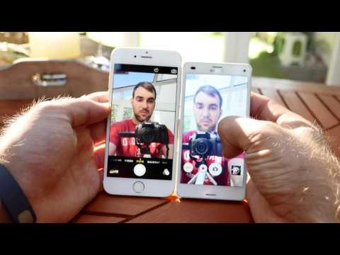 Apple iPhone 6 vs. Sony Xperia Z3 Compact Comparison [4K]