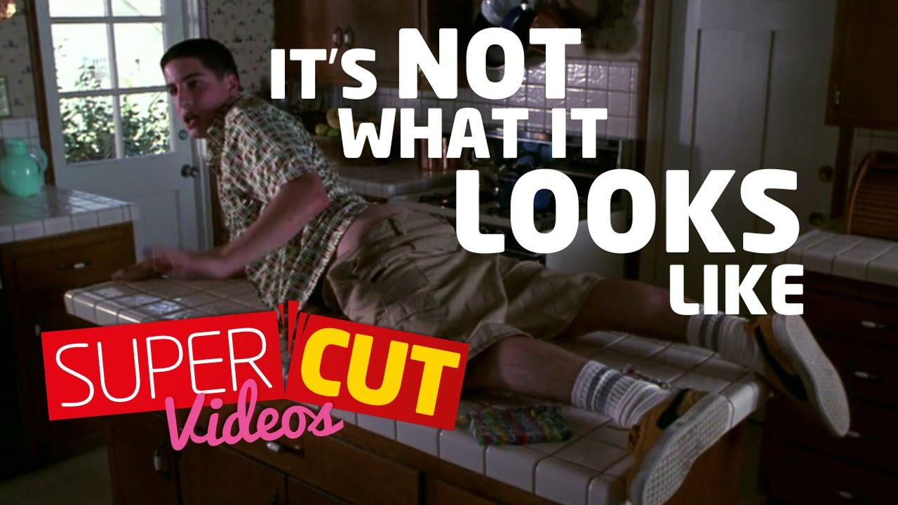 It's not what it looks like - Supercut - YouTube