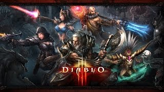 Diablo 3 GamePlay PC Highest Graphics