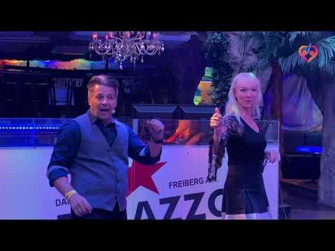 Jerusalema Grundschritt Freestyle auf Dance-Chance.de - Manfred Mauermann