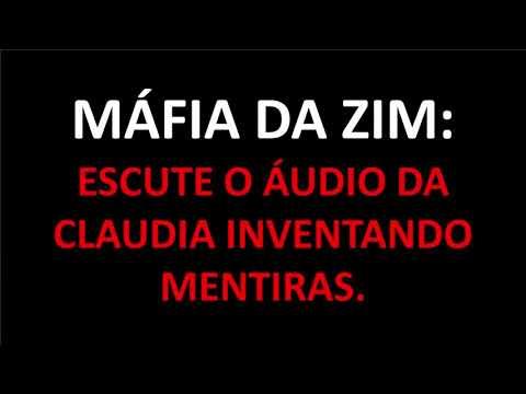 ZIM 001 - A CASA DA ZIM CAIU. Cláudia revela como conta mentiras