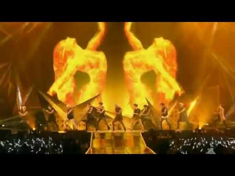 EXO Planet MAMA LIVE feat LUHAN 2016