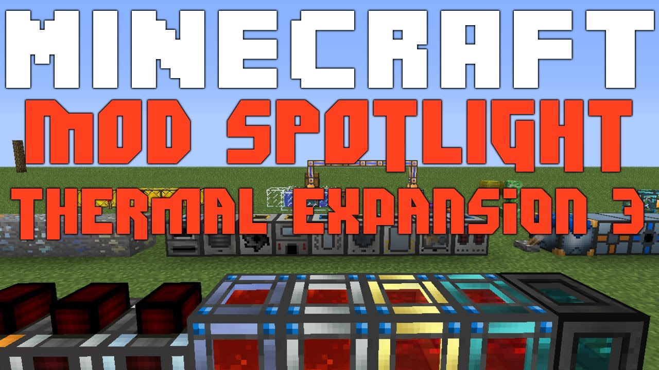 minecraft 1.6.4 thermal expansion 3