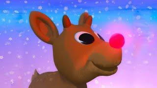 Villancicos Navideños Rodolfo el reno
