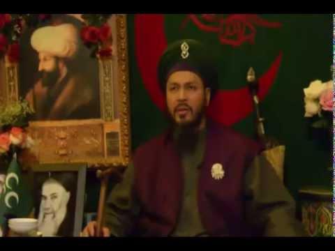 Sheykh Effendi, he was a Ghazi (warrior) before the age of twenty.