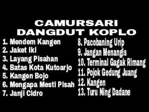 Full Album Campursari DangdutKoplo ll Tembang Kenangan Lawas