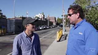 Mark Ruffalo Investigates OPFLEX at Gowanus Canal with Scott Smith