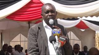 Kapseret Mp Oscar Sudi says they are investigating sponsors of  anti Isaac Terer Propaganda