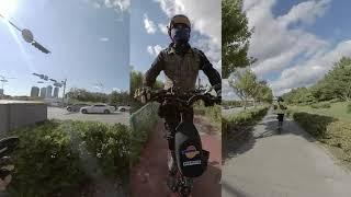 막대기라이더&바람의전설 롤러스케이트 보드 자전거…