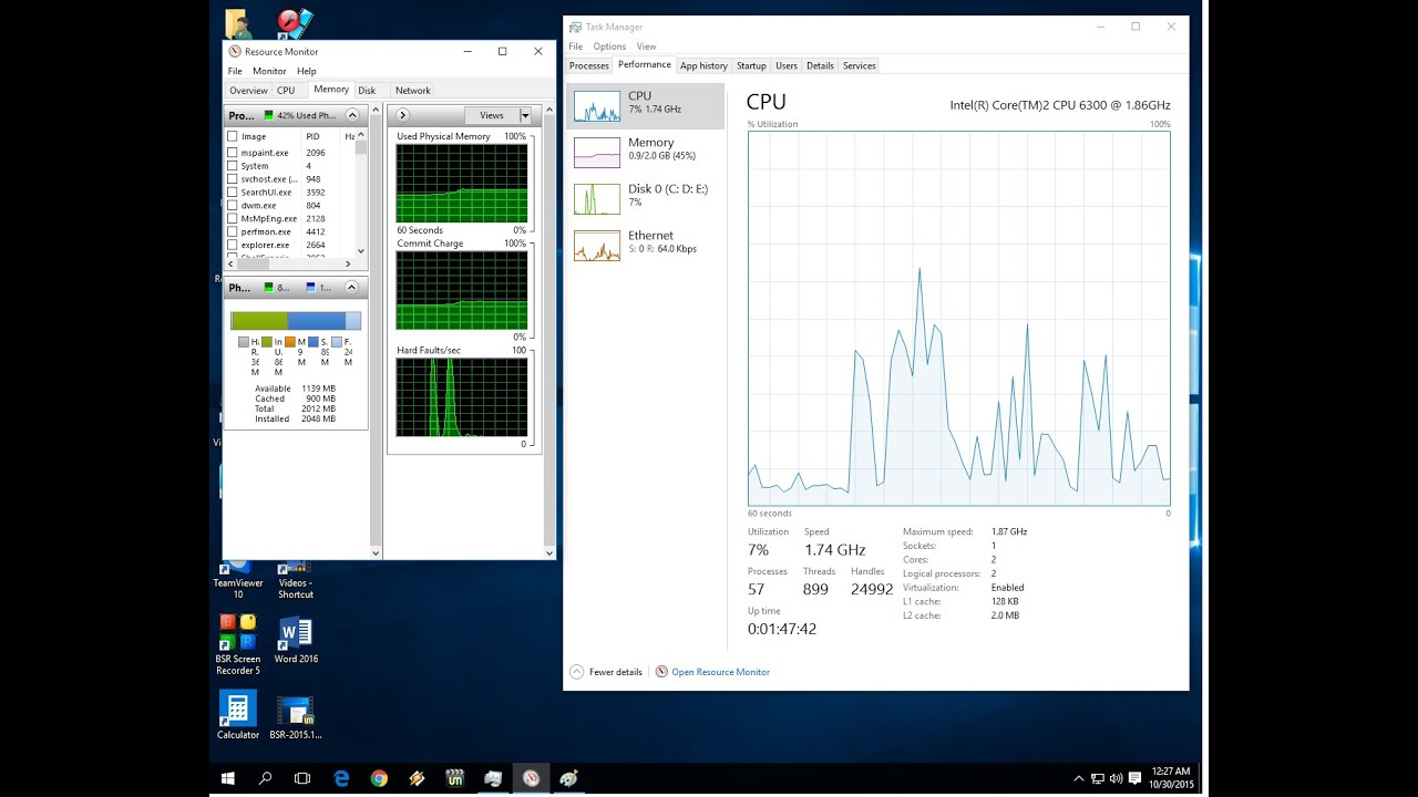 How to Check PC/Laptop Performance Without Any Software