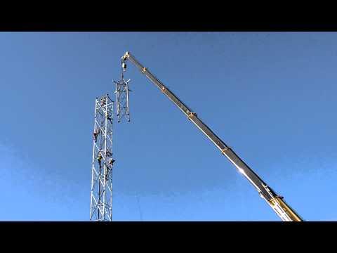 Mini RDU Tower Installation