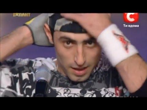 Украина мае талант 4 - Мушег Хачатрян