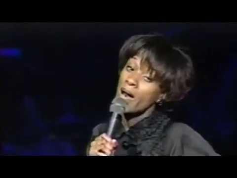 "Monique Walker And Hezekiah Walker ""Second Chance"" Praise Break Back In The Day"